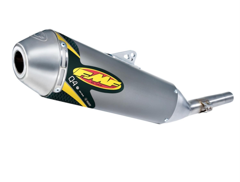 FMF Mufflers   XR250R MODS