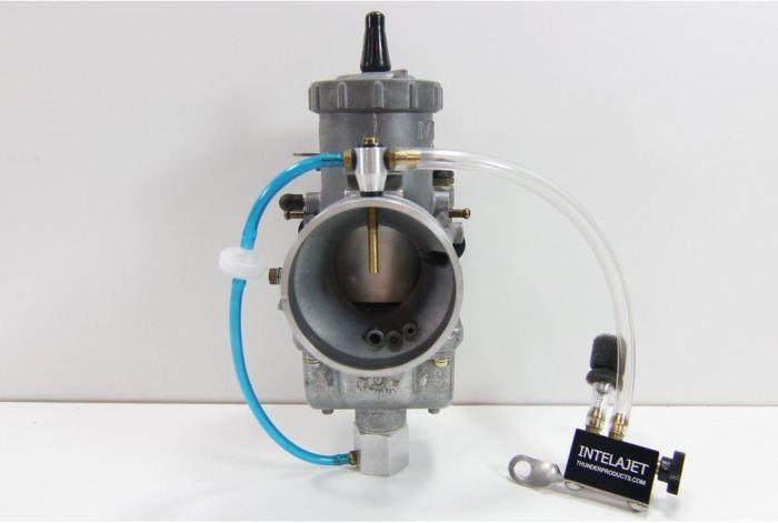 Dial-a-Jet/Intelajet   XR250R MODS